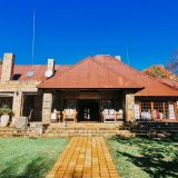 Spoil yourself with good views and delicious food at Walkersons Hotel and Spa in Dullstroom